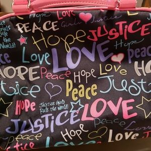 Justice Girl's Rolling Luggage